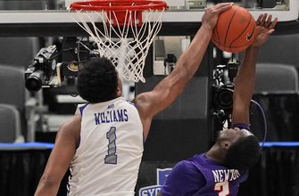 Indiana State comes out on top in low-scoring affair with Evansville, 53-43,