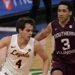 No. 20 Loyola cruises past Southern Illinois 73-49 in MVC quarterfinal,