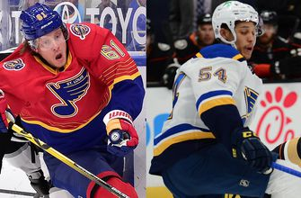 Blues' de la Rose is healthy but won't play Wednesday as Joshua remains in lineup,