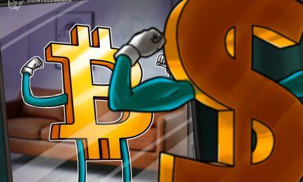 Big bullish pattern on US dollar index chart puts Bitcoin at risk of losing $30K