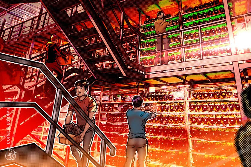 Finding a new home: Bitcoin miners settling down after China exodus