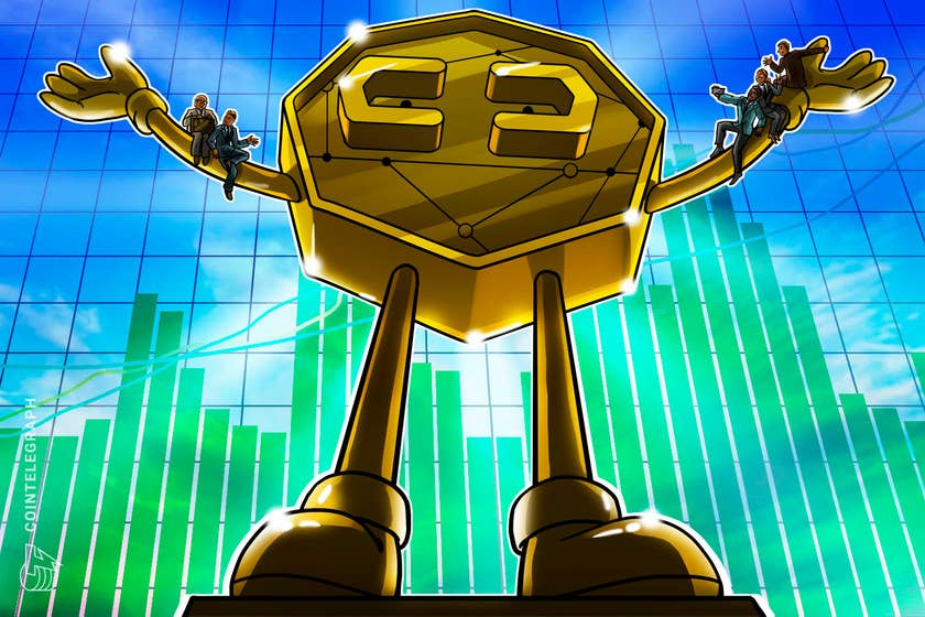 Presearch, Frontier and Algorand book double-digit gains as altcoins soar