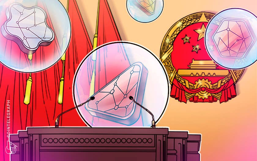 Chinese Communist Party warns of NFT hype bubble