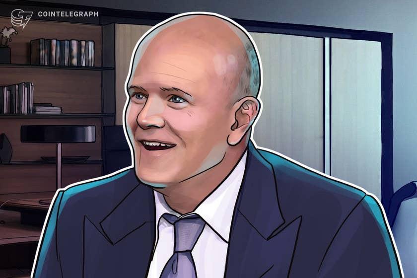 Despite Bitcoin price crash, BTC is the internet of value transfer: Novogratz