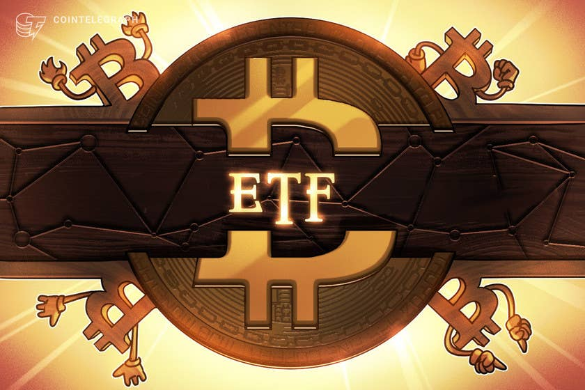 Fidelity lobbies SEC to approve Bitcoin ETF in private meeting