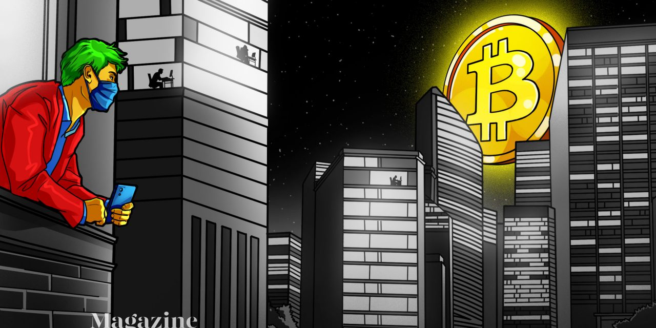 How the crypto workforce changed in the pandemic